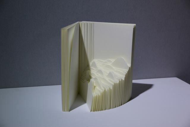 , 'Volume-Wave,' 2017, Powen Gallery