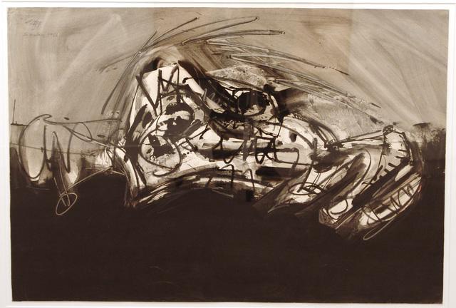 , 'Perro de Goya,' 1966, Fernández-Braso
