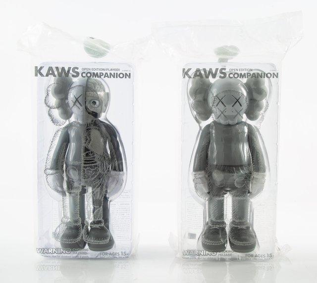 KAWS, 'Companion, set of eight', 2016, Heritage Auctions