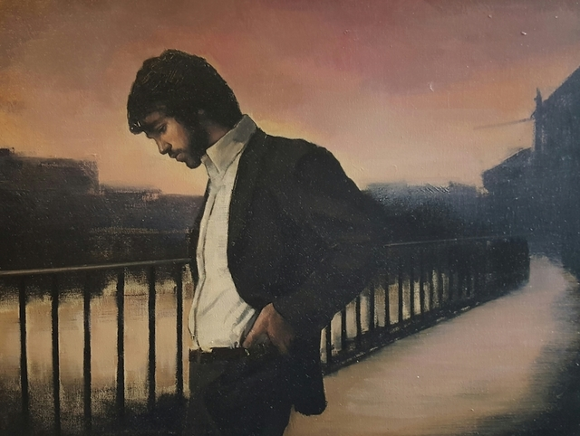 , 'River II,' 2017, Pontone Gallery