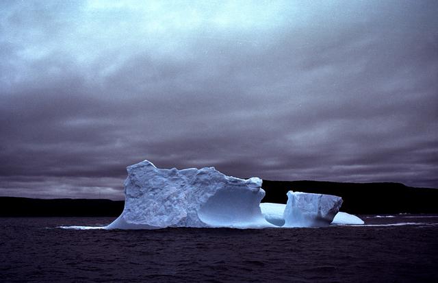 , 'Newfoundland May Iceberg,' 2019, The Galleries at Salmagundi