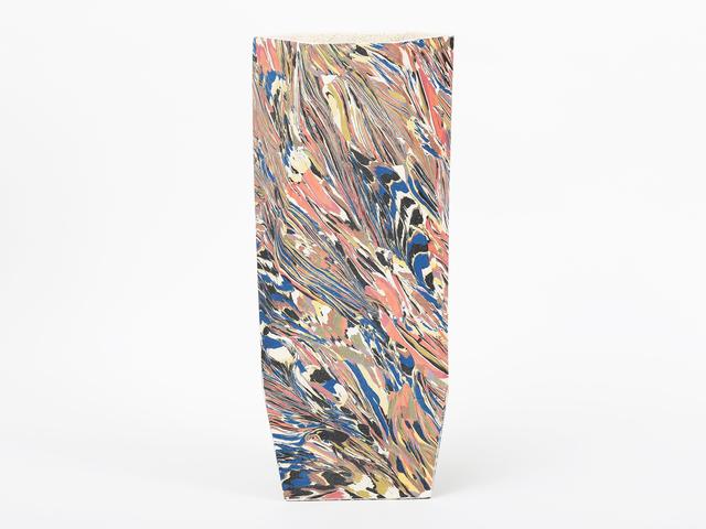 , 'Tall Oblique Variation Vessel,' 2017, Patrick Parrish Gallery