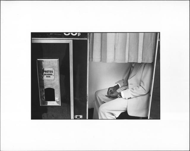 Erich Hartmann, 'Photomaton,', 1976, °CLAIRbyKahn Galerie