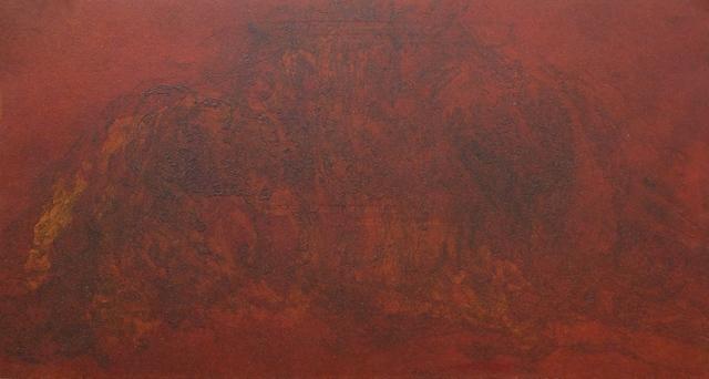 , 'Passage IV,' 2017, EBONY/CURATED