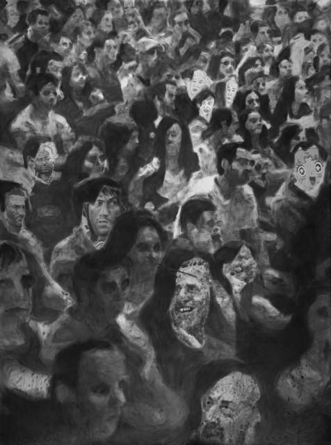 , 'Nous #2,' 2018, Galerie Nathalie Obadia