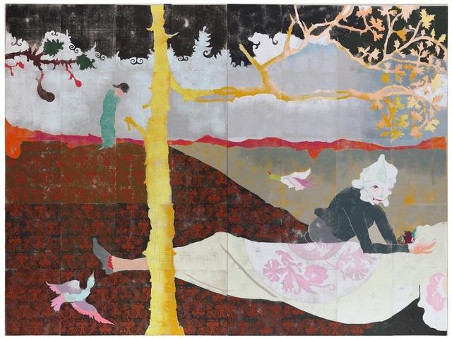 , 'ohne Titel / untitled,' 2016, Contemporary Fine Arts