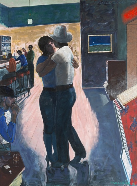 , 'Moonlight on the Plain (A Little Romance),' , Gerald Peters Contemporary