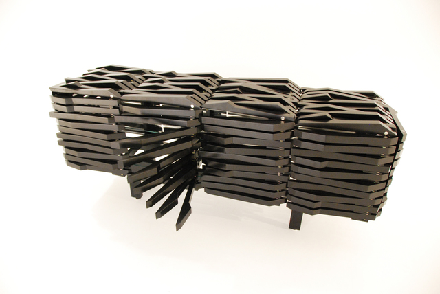 Sebastian Errazuriz, 'Porcupine Cabinet,' 2010, Cristina Grajales Gallery