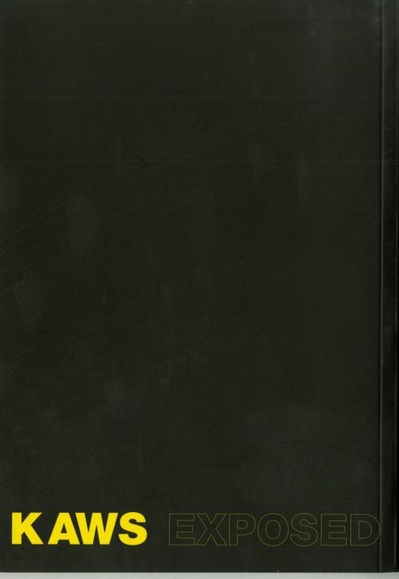 KAWS, 'Exposed', 1999, Books and Portfolios, Vintage Limited Edition Illustrated Book, Alpha 137 Gallery Gallery Auction