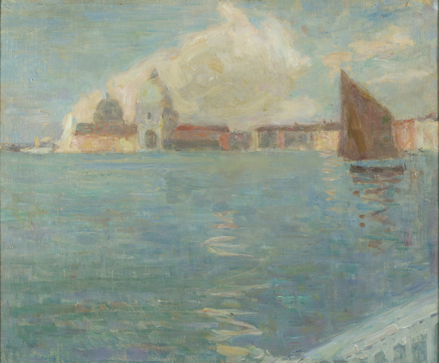 , 'Le Bassine, Venice,' , Childs Gallery