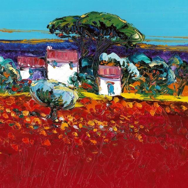 , 'Cabane en Lubéron,' 2016, Carre D'Artistes