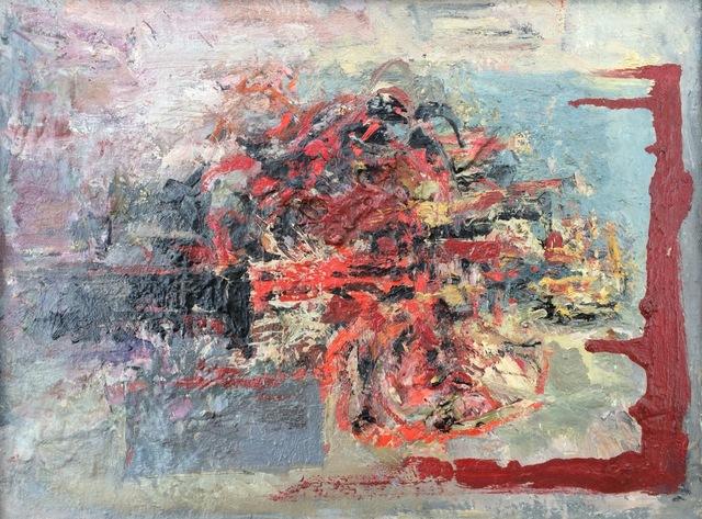 , 'Flowers & Tears,' 1968, Caldwell Gallery Hudson