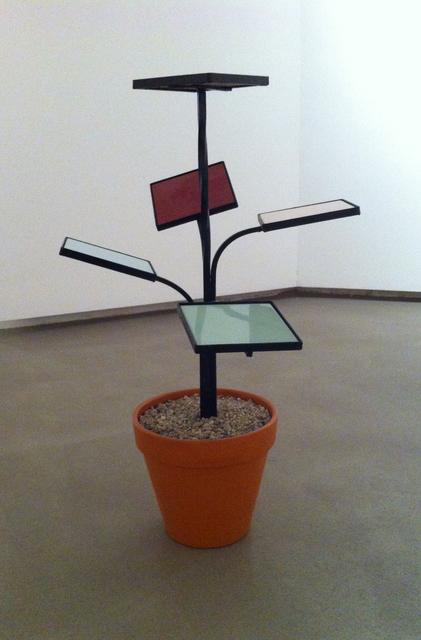, 'Blumenständerblume,' 2013, Mario Mauroner Contemporary Art Salzburg-Vienna