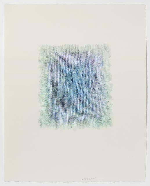 Masako Kamiya, 'Clare Island', 2016, Painting, Gouache on paper, Gallery NAGA