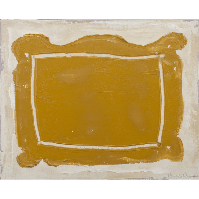 , 'Series Ocre ,' 2003, Galería Marita Segovia