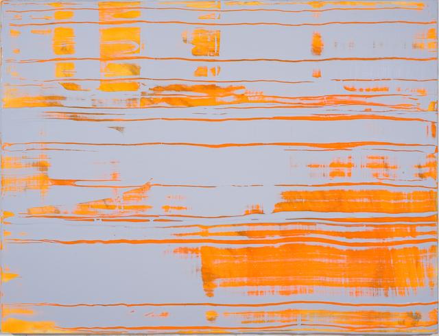 , 'Odgen Pond,' 2017, MvVO ART
