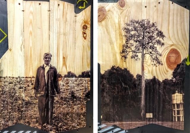 Arunkumar H. G., 'Vulnerable Guardian Series 2', 2018, Aicon Gallery