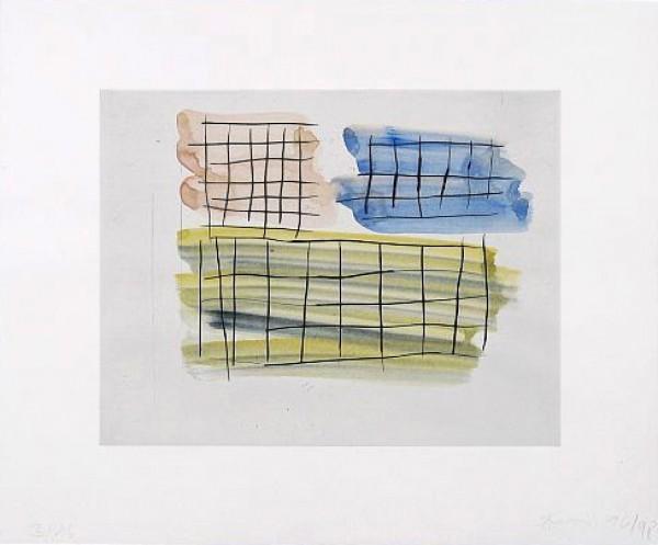 Günther Förg, 'Unikat IV', 1998, Kunzt Gallery