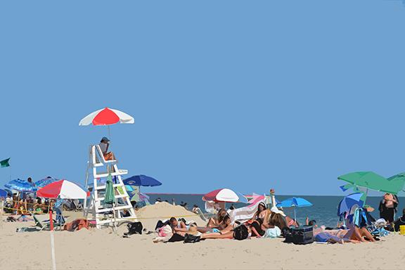 , 'Fire Island Series #3,' 2015, Lawrence Fine Art