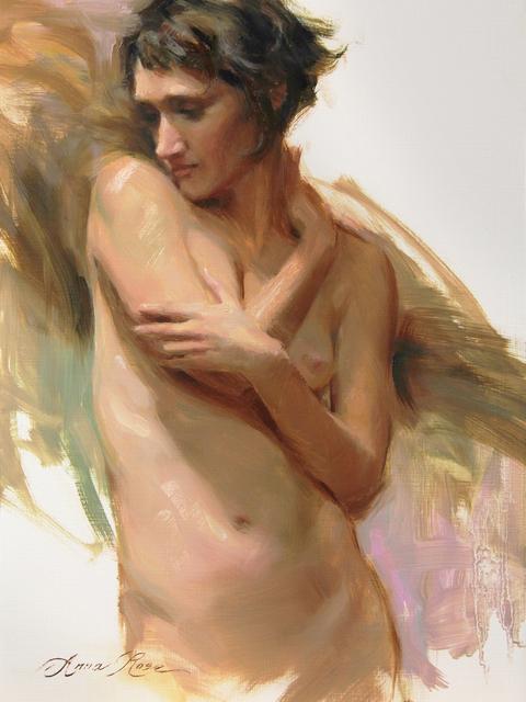 , 'Noelle,' , Abend Gallery