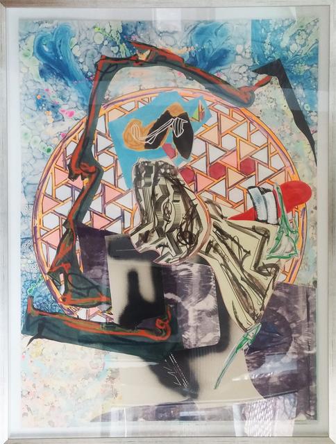 , 'The Great Heidelburgh Tun,' 1988, The Columns Gallery