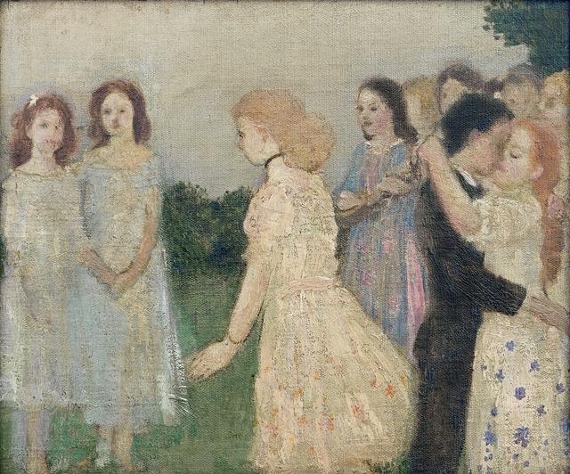 , 'Untitled (Dance),' ca. 1908, Bernard Goldberg Fine Art