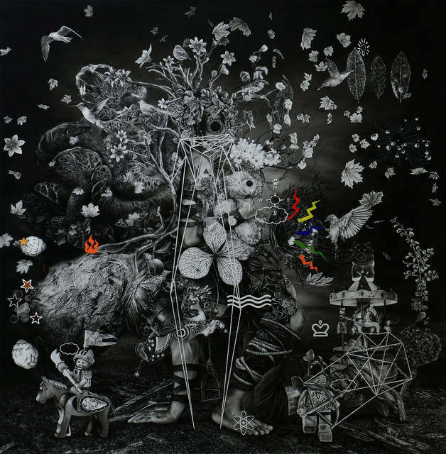 , 'Membagi,' 2018, Primo Marella Gallery
