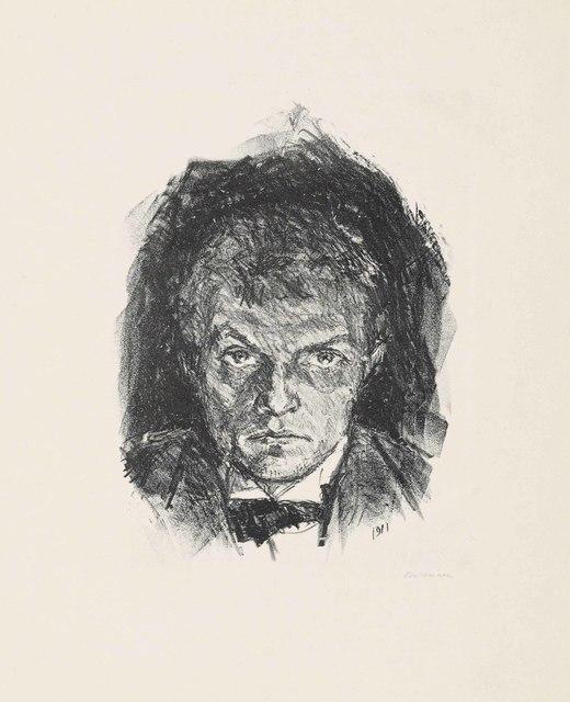 Max Beckmann, 'Self-Portrait', 1911, Christie's