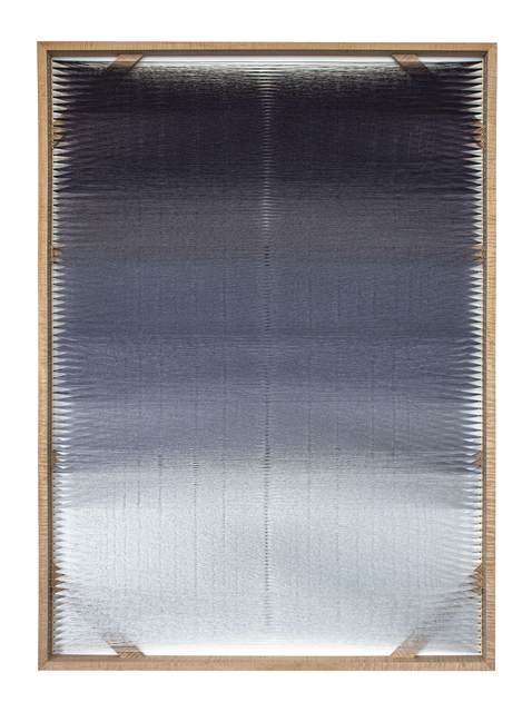 Rachel Mica Weiss, 'Woven Screen, Fog Gradient IV', 2019, Carvalho Park