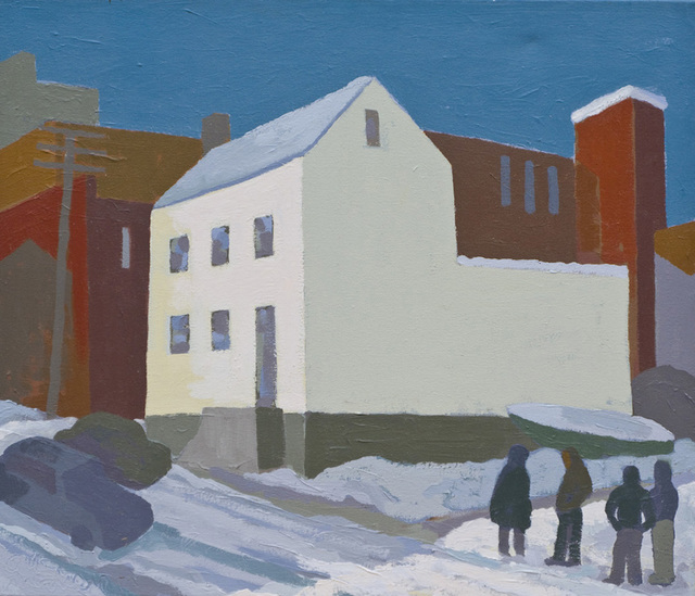 , 'Livingston Avenue, Albany 0660,' 1999, Carrie Haddad Gallery