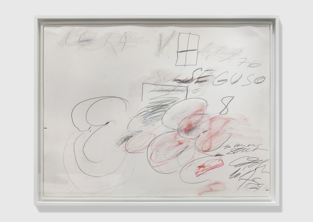 , 'Seguso,' 1976, Simon Lee Gallery