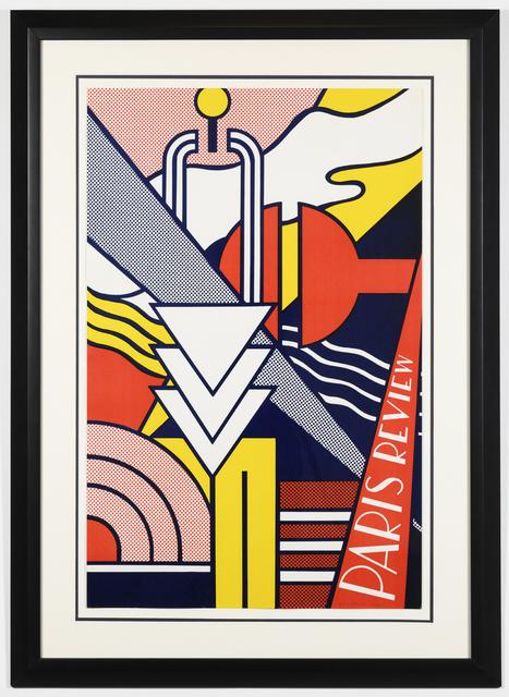 Roy Lichtenstein, 'Paris Review', 1966, Lora Schlesinger Gallery