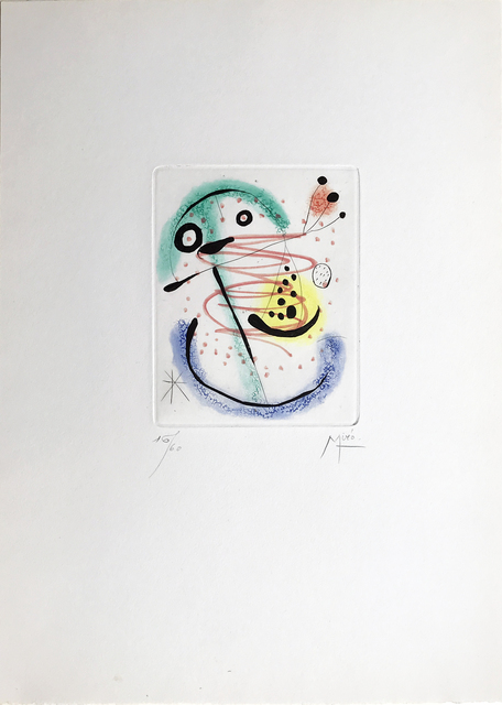 , 'La Bague D'Aurore  / The ring of dawn.,' 1957, Fairhead Fine Art Limited