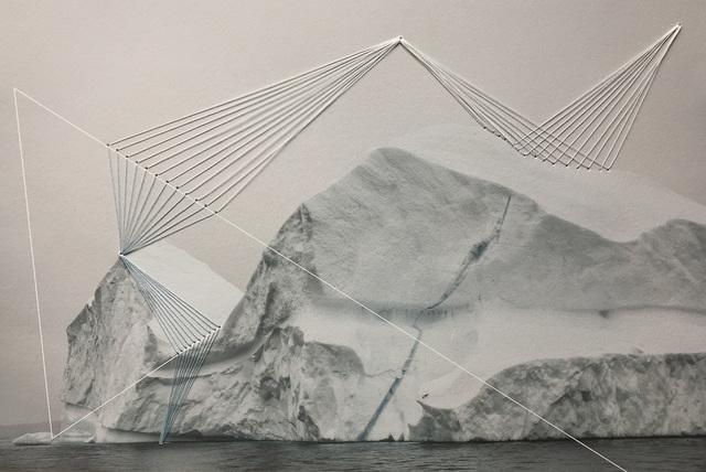 , 'Scoresbysund, Greenland #13,' 2016-2017, KLOMPCHING GALLERY