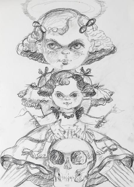 Irina Krause, 'Mary', Galerie AM PARK