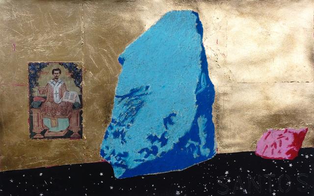 , 'Tres Santos,' 2017, Artspace111