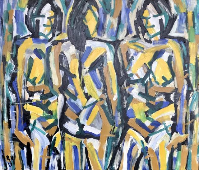 , 'Three Nudes ,' 2013, Artist's Proof