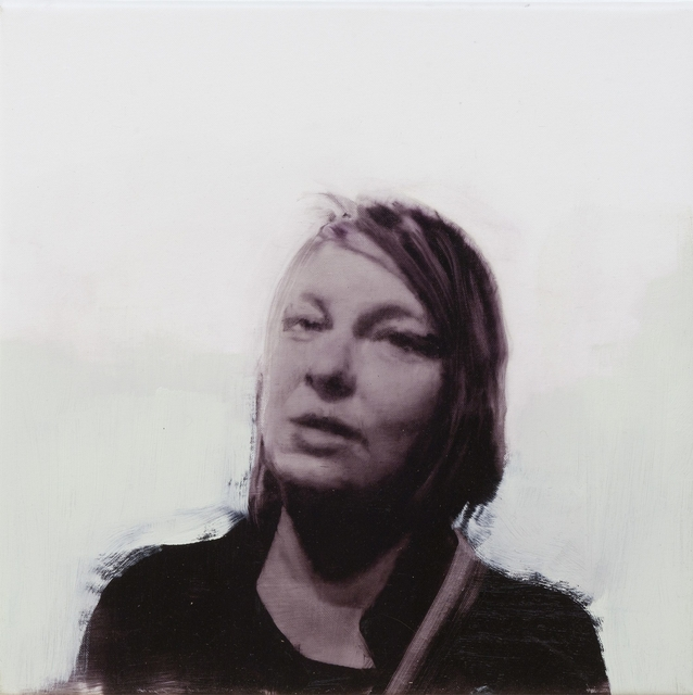 , 'Elke,' 2017, Galerie Rüdiger Schöttle