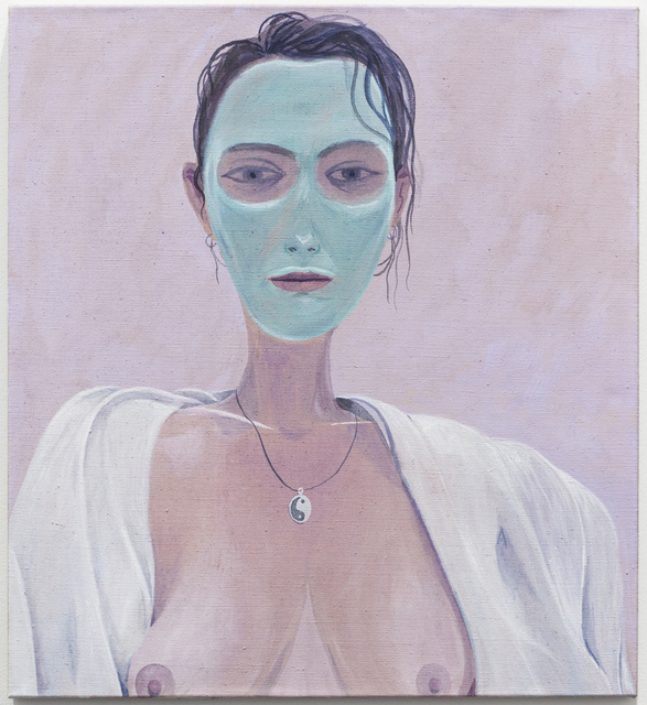 , 'Avocado Mask,' 2015, Galleri Magnus Karlsson