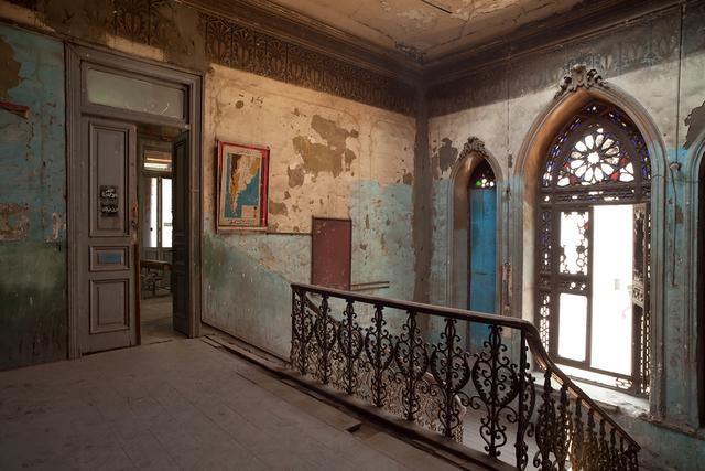 , 'Moahmed al-Qarniya Palace, Cairo,' 2010, Tintera