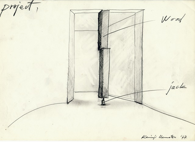 , 'Drawing,' 1977, Arario Gallery