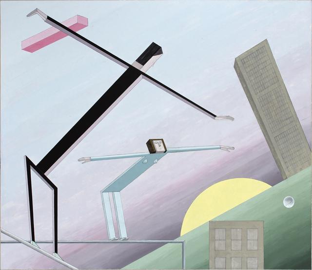 , 'Dawn,' 2012, Johannes Vogt Gallery