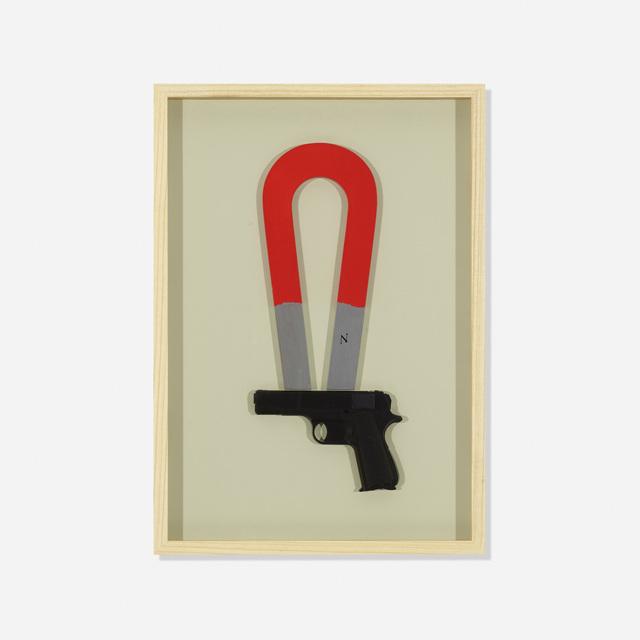Man Ray, 'Compass', 1920, Wright