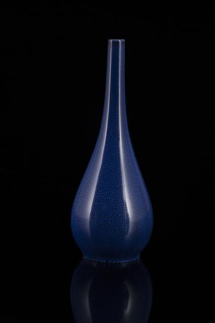 Royal Copenhagen Porcelain Manufactory, 'Blue Snake Skin', ca. 1900, Design/Decorative Art, Porcelain, Jason Jacques Gallery