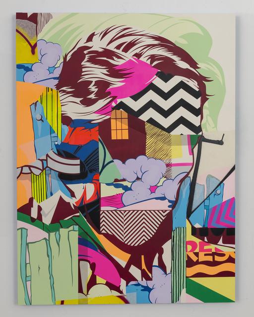 , 'Gent 2,' 2015, Gastman
