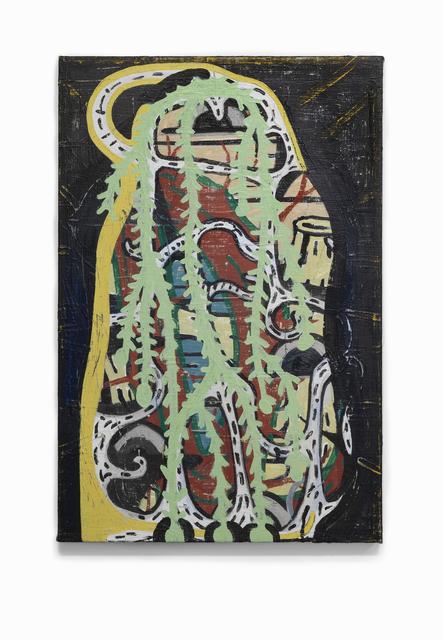 , 'Roll Out,' 2016, Simone DeSousa Gallery