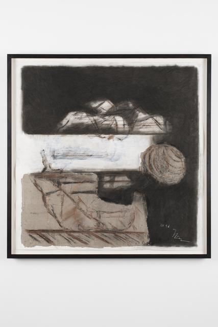 , 'Alejarme con la materia,' 2016, GRIMM