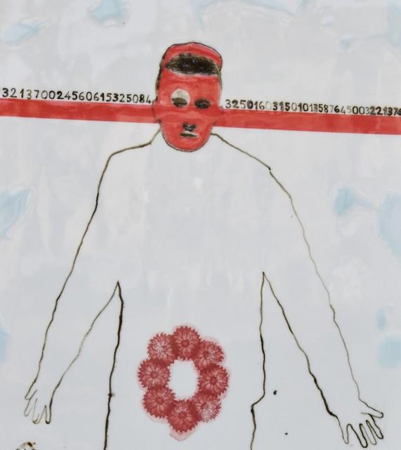 , 'Redline,' 2017, Honos Art