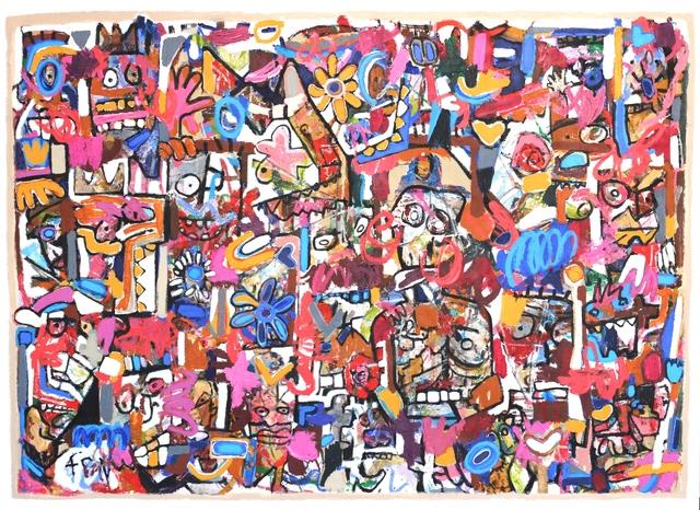 , 'Chilao,' 2016, Artspace Warehouse