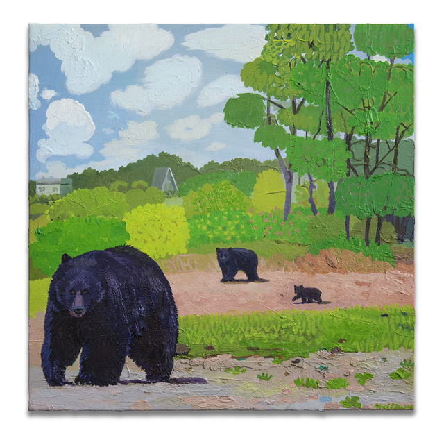 , 'Hampton Bears,' 2017, Harper's Books